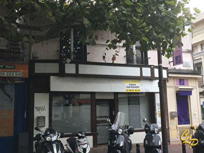 Local commercial Montreuil 54 m²